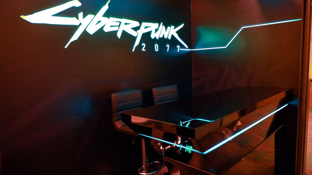 Visionary_Experiential_Creative_Agency_Event_Cyberpunk 2077 E3 meeting Rooms_5