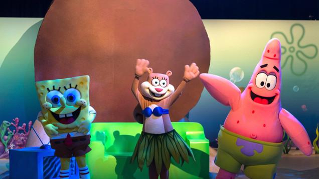 Visionary_Experiential_Creative_Agency_Event_Spongebob Squarepants 20th Anniversary Event_6