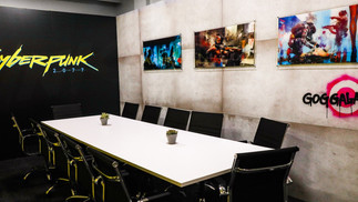 Visionary_Experiential_Creative_Agency_Event_Cyberpunk 2077 E3 meeting Rooms_11