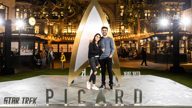 Visionary_Experiential_Creative_Agency_Event_Star Trek Picard_8