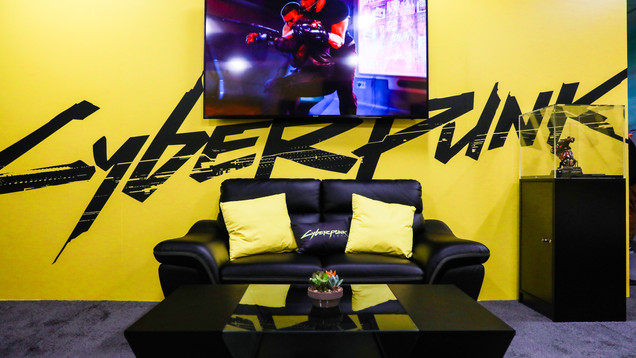 Visionary_Experiential_Creative_Agency_Event_Cyberpunk 2077 E3 meeting Rooms_6