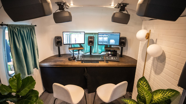 Visionary_Experiential_Creative_Agency_Event_Dolby x AMAS_Airstream Experience_6