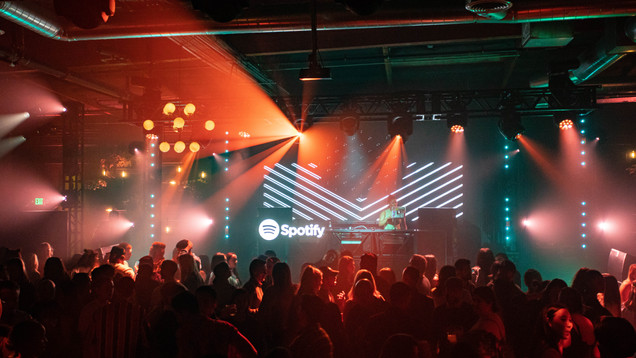 Visionary_Experiential_Creative_Agency_Event_Spotify_Culture_Now Streaming_6