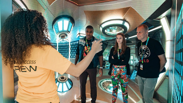 Visionary_Experiential_Creative_Agency_Event_Star Trek Universe_Transporter Experience_8