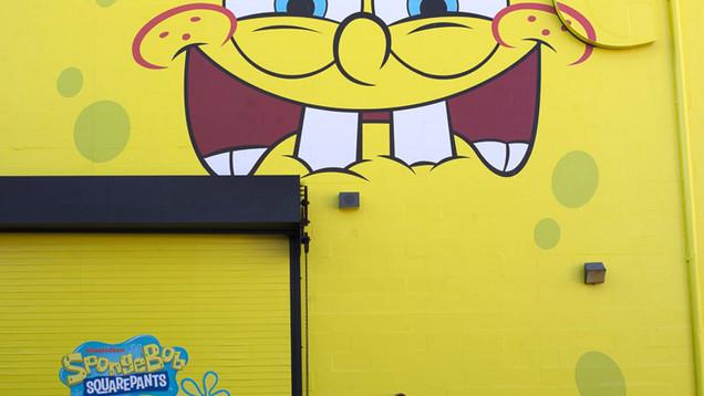 Visionary_Experiential_Creative_Agency_Event_Spongebob Squarepants 20th Anniversary Event_9