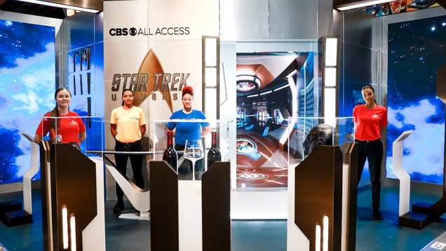 Visionary_Experiential_Creative_Agency_Event_Star Trek Universe_Transporter Experience_2