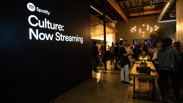 Visionary_Experiential_Creative_Agency_Event_Spotify_Culture_Now Streaming_2
