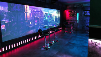 Visionary_Experiential_Creative_Agency_Event_Cyberpunk 2077 E3 meeting Rooms_8