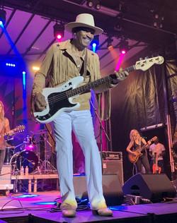 Benny at Ann Arbor Blues Fest