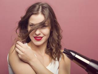 Como secar corretamente cada tipo de cabelo!