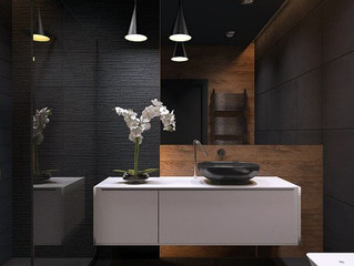 Tendência para banheiro: transforme o ambiente em um spa!