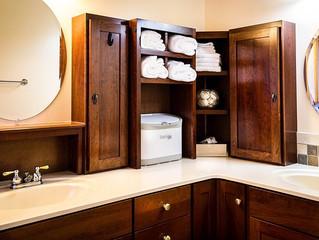 Ideais para banheiro: conheça o estilo rústico e saiba como apostar!