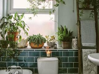 Dicas de decoração para banheiros gastando pouco