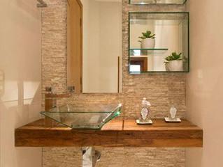 Nichos de banheiro: Saiba como usar para decorar e organizar