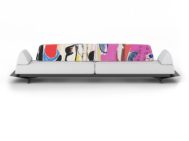 Sentir-Sentar Luxury Sofa