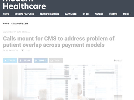 In the News: When Value-Based Payment Models Overlap