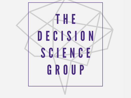 Announcing: The Decision Science Group