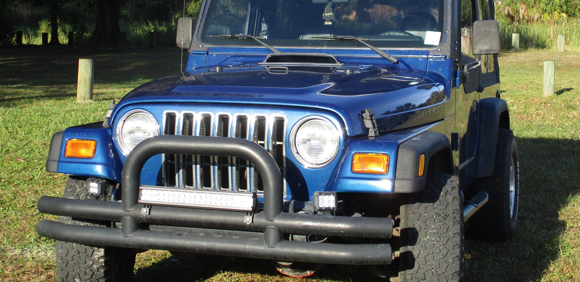 1997 Jeep sport