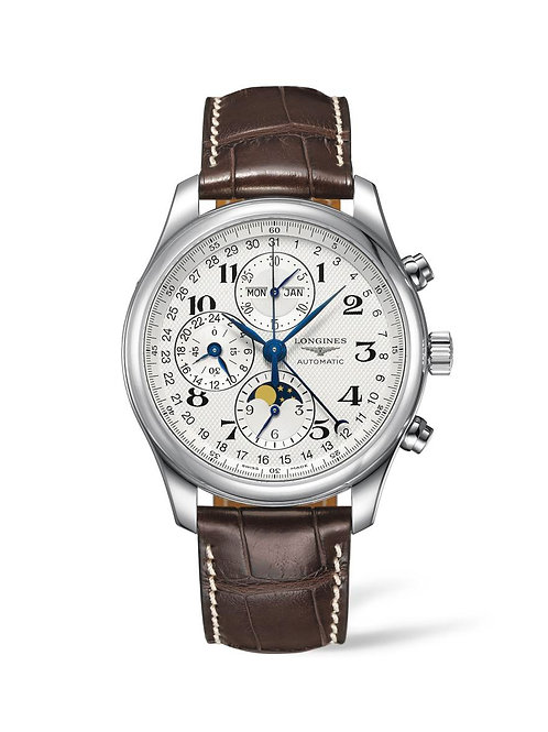 "LONGINES "" THE LONGINES MASTER COLLECTION"" CABALLERO"