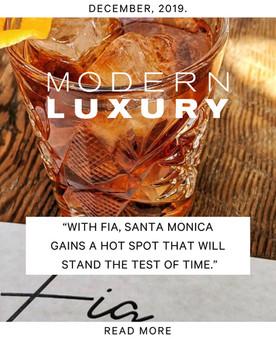 Modern Luxury December Press