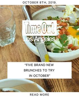 TimeOut Los Angeles Press