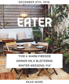 Eater Los Angeles Press