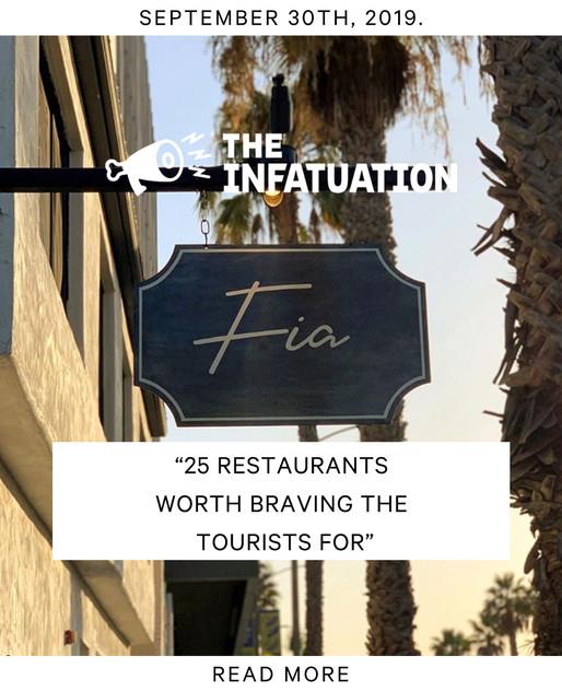 The Infatuation Press