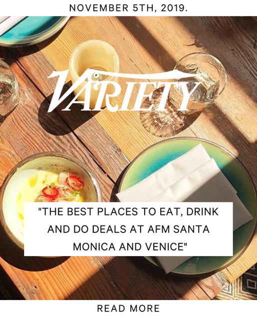 Variety Magazine Press