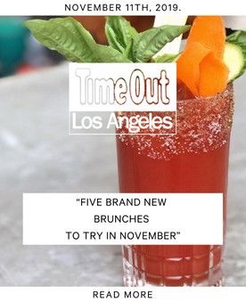 Time Out Los Angeles Press