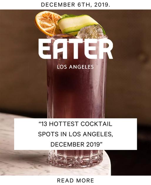 Eater Los Angeles - December Press