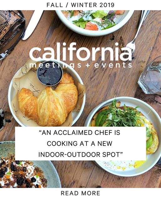california meetings & events press