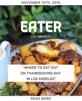 Eater La - November Press