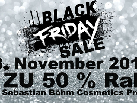 Black Friday is coming...