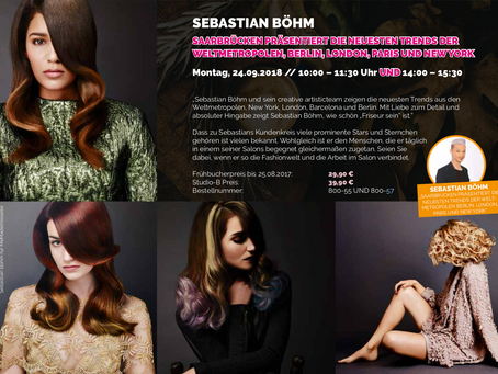 Hairricane Artistic Team am Montag den 24.09.2018 in Saarbrücken