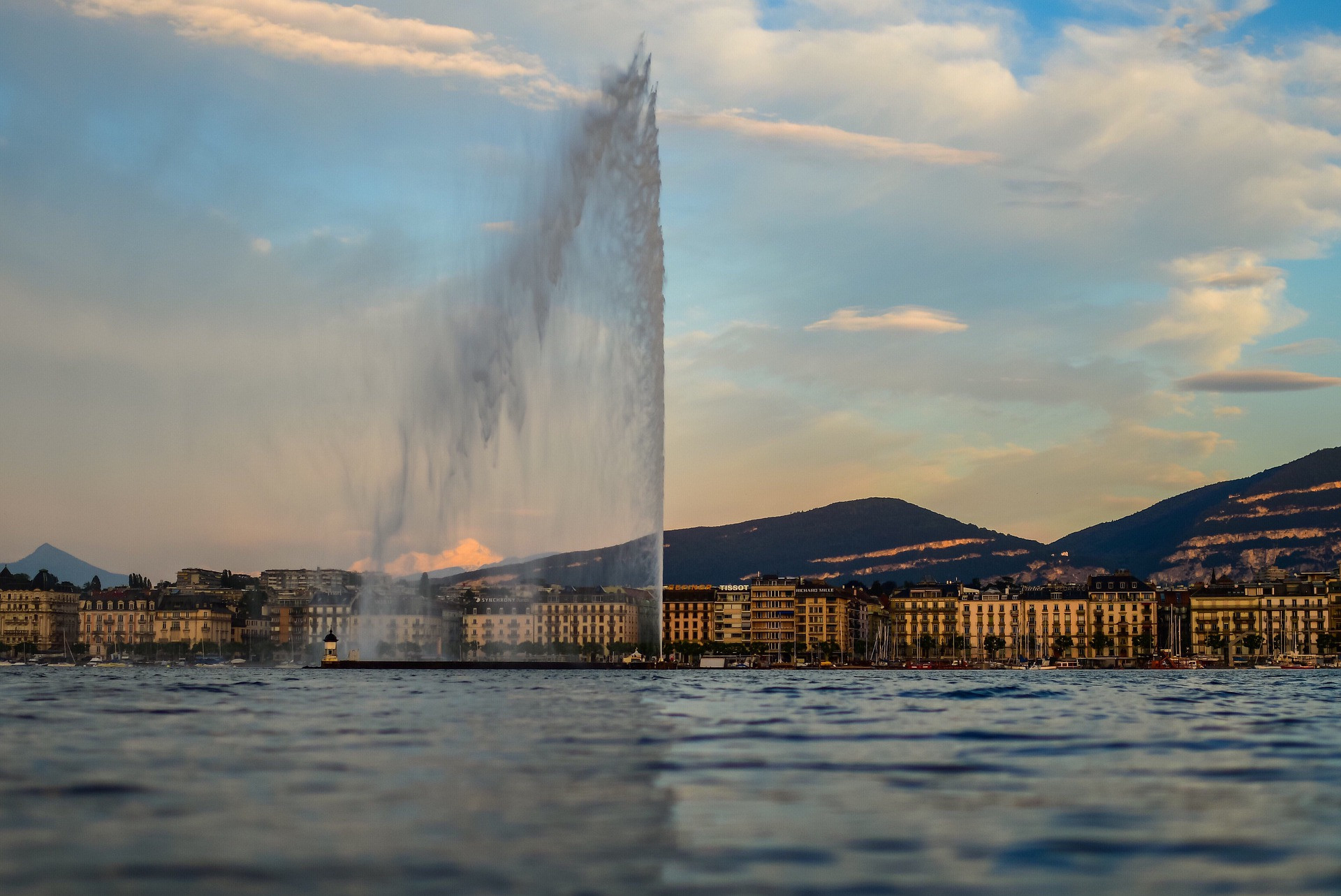 Healthy journey in Geneva and Monaco