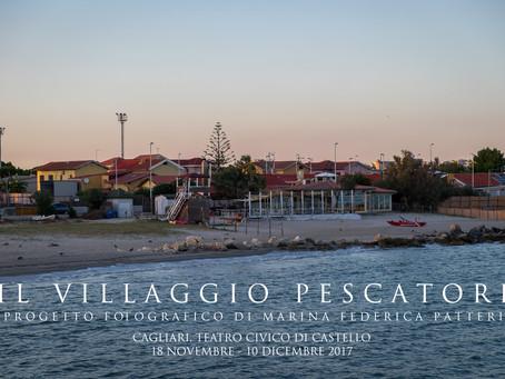 """""""Il Villaggio Pescatori"""", il mio reportage sul borgo di mare alle porte di Cagliari in esp"""