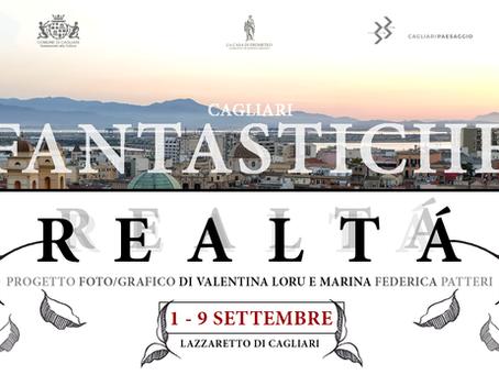"""""""Cagliari, Fantastiche Realtà"""" progetto Foto/Grafico"""