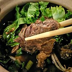 KUAY TIEW NUA PUAI (Beef Stew)