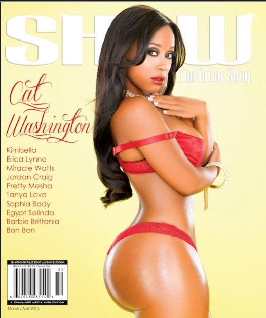 cat-washington-official Glam girls