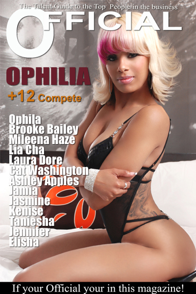 OPHILIA+OFFICIAL Glam Girls MAG