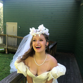 """Sophie in """"Mamma Mia!"""" at The Woodstock Playhouse"""