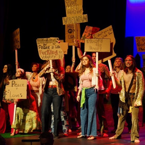 """Hair"" at The Woodstock Playhouse"