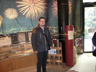 Fire Show w Japonii!