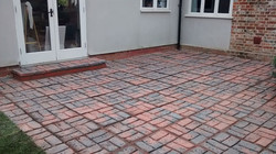 Blockwork Patio