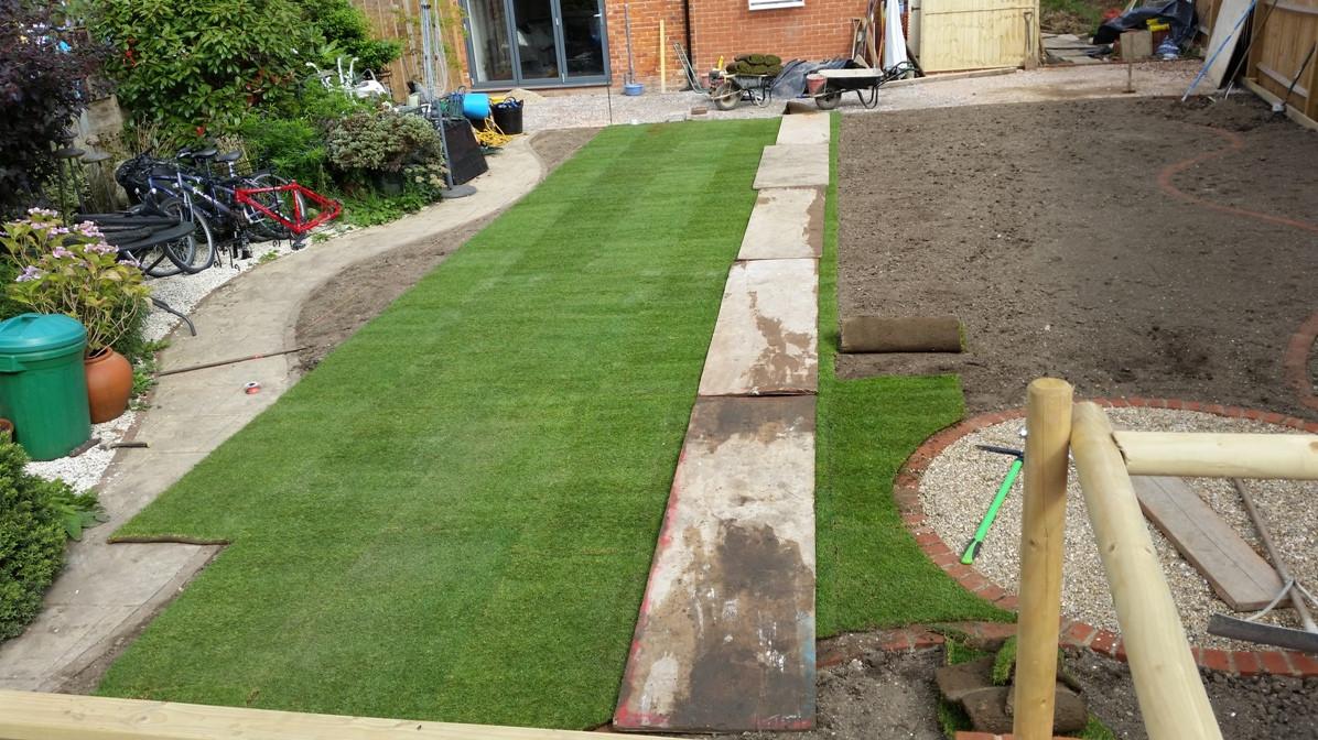 Garden Landscaping Newbury