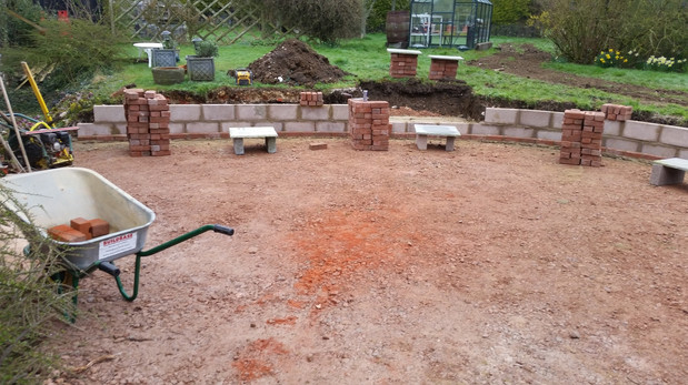 Garden Patio Thatcham
