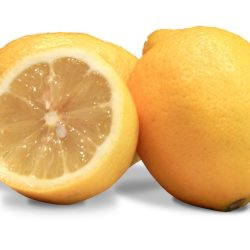 Lemon: an excellent cleaning agent