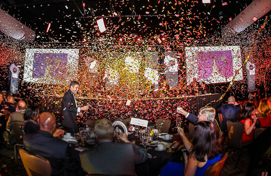 Corporate Event Confetti Special Effects