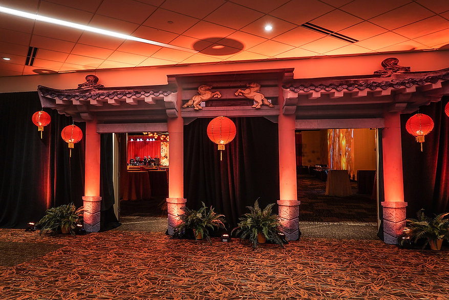 Corporate Chinese New Year Themed Event