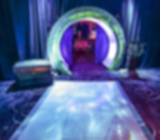 Corporate Themed Event Under the Sea Ent